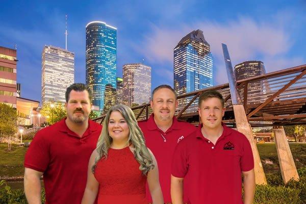 AAffordable Roofers Team Houston