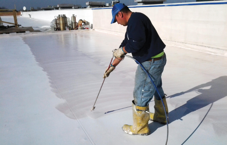 Houston Commercial Roof Repair Service