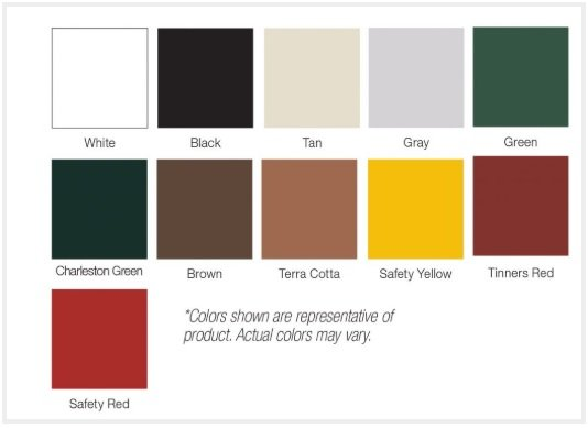 Silicone Roof Coating Finish Coat Available in Seven New Colors for Houston Commercial Roof