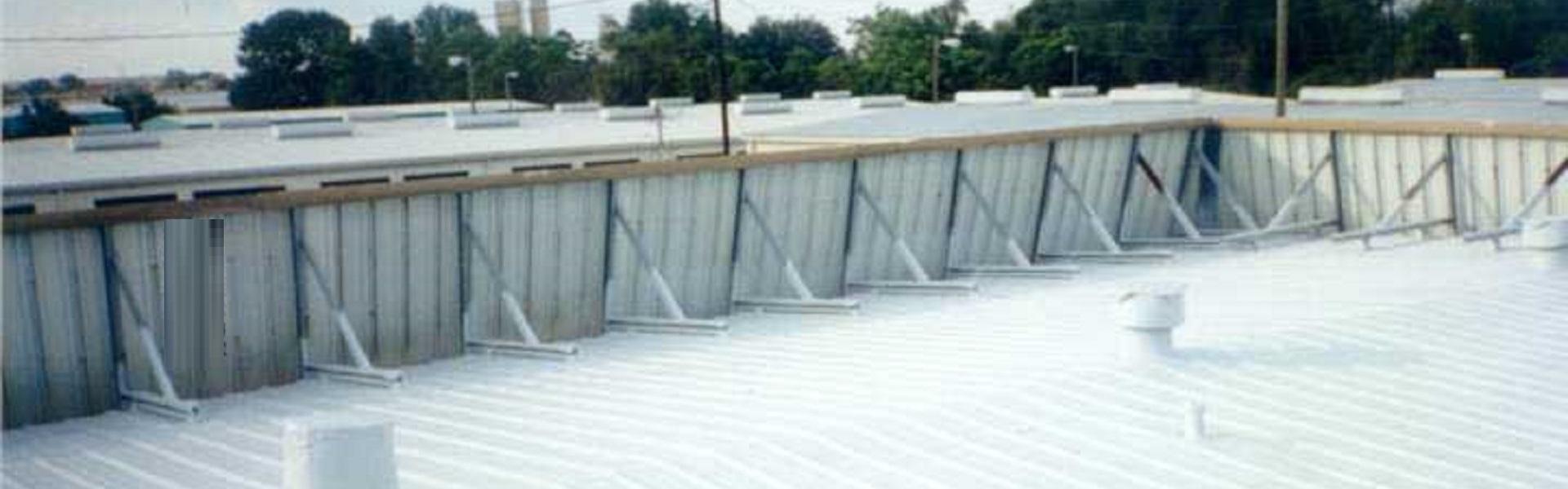 Spray On Silicone Roof Coating Houston